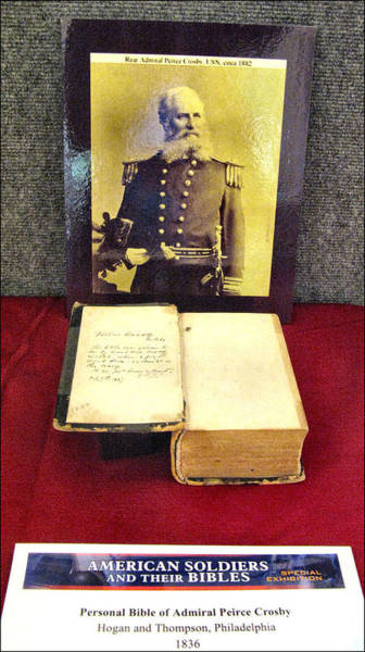 Photograph - Crosby Bible by Glenn Bautista