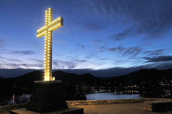 Photograph - Cross At Junaluska by Jennifer Robin