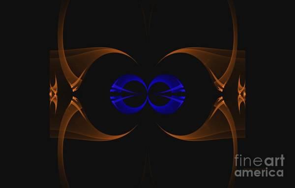 Clarity Digital Art - Cross-eyed by Naomi Richmond