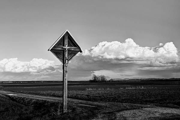 Photograph - Cross by Ivan Slosar