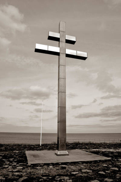 Photograph - Cross Of Lorraine by Olivier Le Queinec