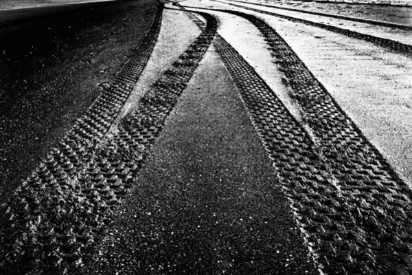 Photograph - Crossed Paths by Edgar Laureano