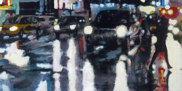 Painting - Crossed by Robert Reeves