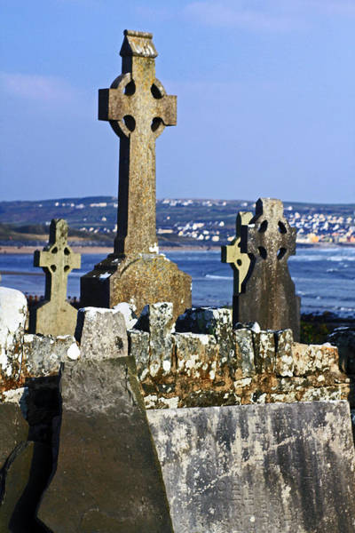 Photograph - Crosses On The Hill by Jennifer Robin