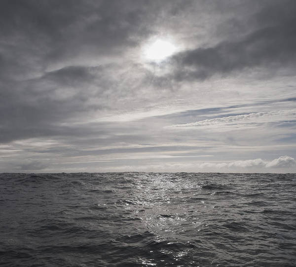 Photograph - Crossing The Celtic Sea by Gary Eason
