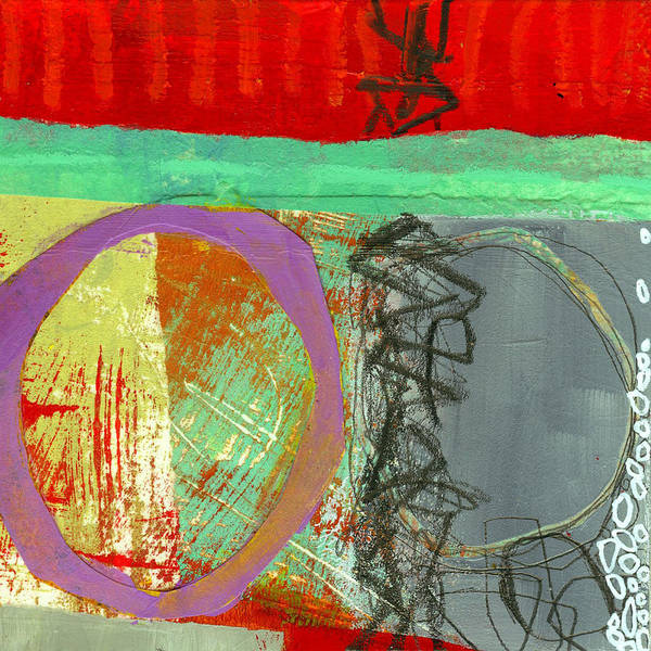 4 Wall Art - Painting - Crossroads 32 by Jane Davies