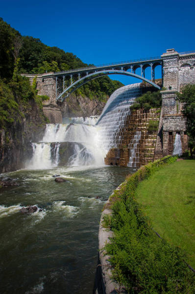 Photograph - Croton Dam 1 by Frank Mari
