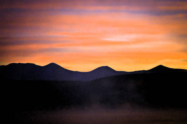 Photograph - Crowley Lake Sunrise by Sherri Meyer