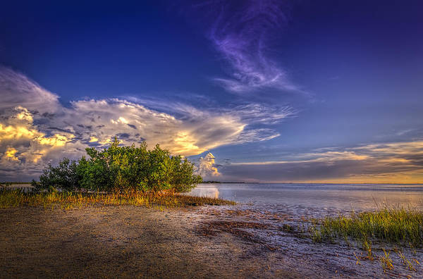 St. Petersburg Photograph - Crown Of Clouds by Marvin Spates