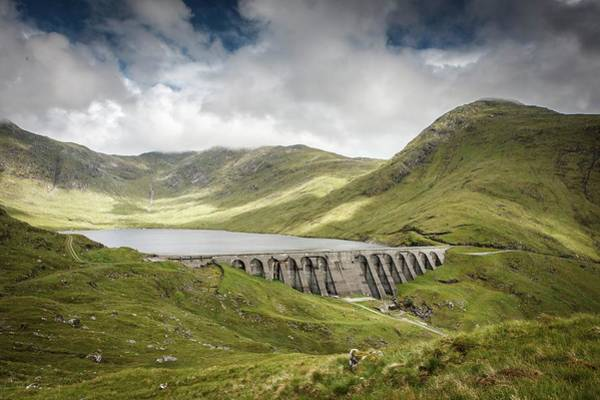 Wall Art - Photograph - Cruachan Dam by Gustoimages