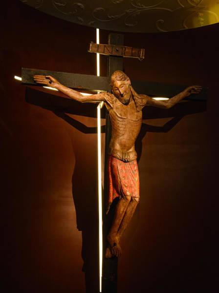 Photograph - Cruicifix by John Johnson