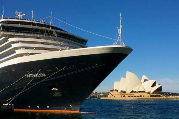 Photograph - Cruise Into Sydney by Stuart Litoff