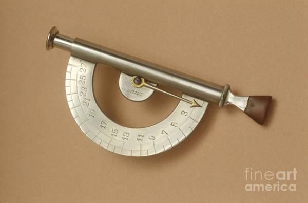 Collin Photograph - Cruise Sphygmometer, Circa 1900 by Science Photo Library