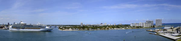 Photograph - Cruising Fort Lauderdale by Don and Bonnie Fink
