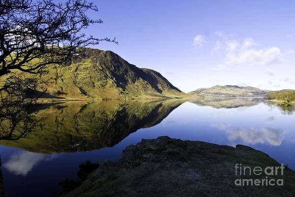 Photograph - Crummock Water - 3 by James Lavott