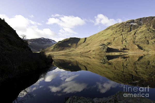 Photograph - Crummock Water - 5 by James Lavott