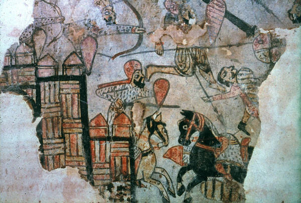 Painting - Crusades Fatimids by Granger