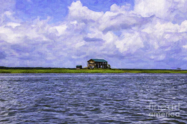 Photograph - Crusing Along The Icw by Dale Powell