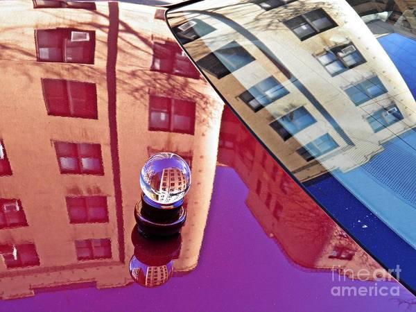Wall Art - Photograph - Crystal Ball Project 60 by Sarah Loft