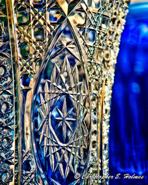 Photograph - Crystal Blue Persuaded by Christopher Holmes