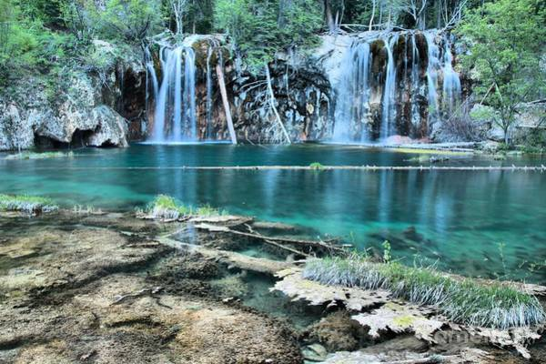 Photograph - Crystal Blue Waters by Adam Jewell