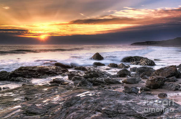 Photograph - Crystal Cove State Park by Eddie Yerkish