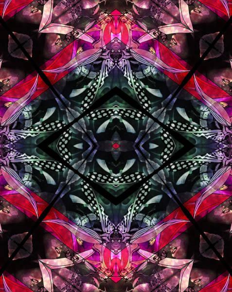 Katrina Digital Art - Crystal High by Katrina Slater