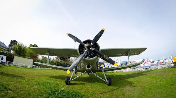 Photograph - Polikarpov Po-2 by Pablo Lopez