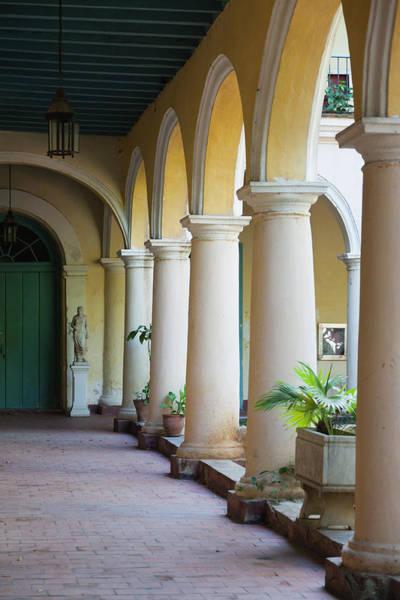 Cuba, Havana, Havana Vieja, Convento De Art Print