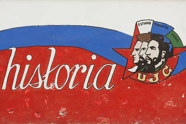 Cuba Wall Art - Photograph - Cuba, Havana, Havana Vieja, Museo De La by Walter Bibikow
