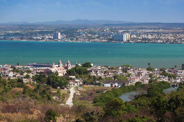 Bahia Photograph - Cuba, Matanzas Province, Matanzas, City by Walter Bibikow