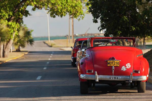 American Revolution Photograph - Cuba, Matanzas Province, Varadero, 1948 by Walter Bibikow