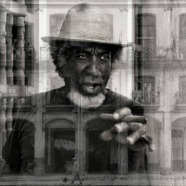 Wall Art - Photograph - Cuba - Pure by Marianne Wogeck
