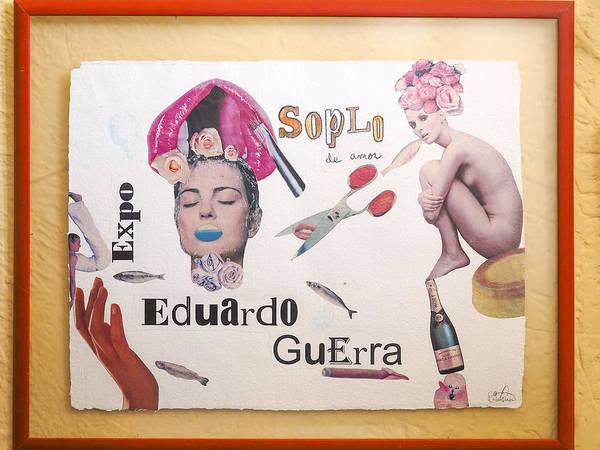 Photograph - Cuba Art -  Eduardo Guerra Poster by Jo Ann Tomaselli