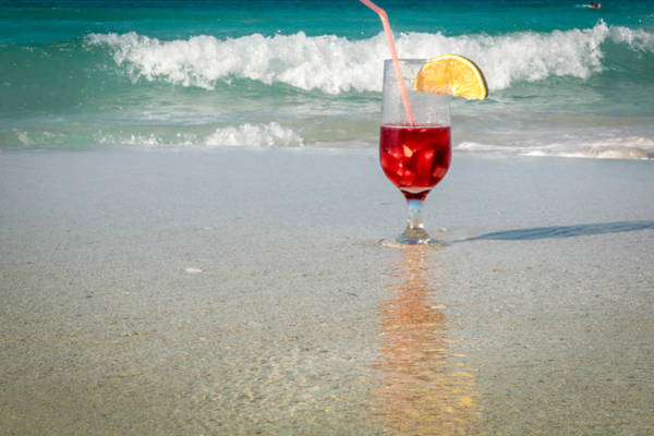 Photograph - Cuban Sangria Mix by Nick Mares
