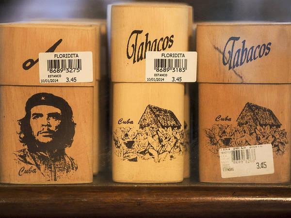 Photograph - Cuba - Cuban Tabacos by Jo Ann Tomaselli