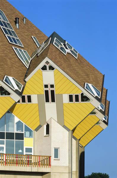 Cube House Wall Art - Photograph - Cube Houses by Alex Bartel