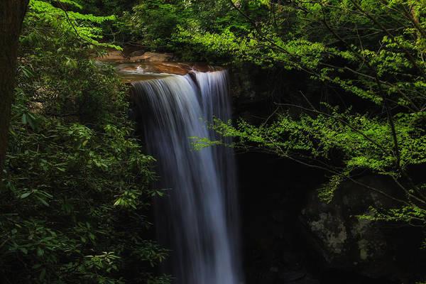Photograph - Cucumber Falls 4 by Rachel Cohen