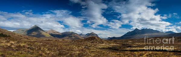 Wall Art - Photograph - Cuillin Panorama by Maciej Markiewicz