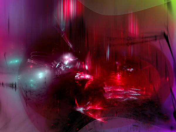Digital Art - Cultus Of Serapis by Jeff Iverson