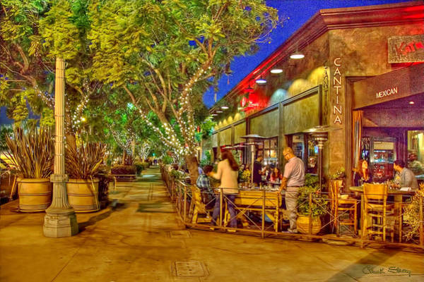 Cantina Photograph - Culver City Cantina by Chuck Staley