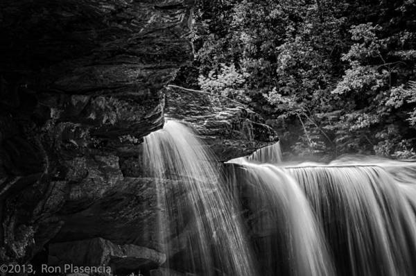 Wall Art - Photograph - Cumberland Falls Detail II by Ron Plasencia
