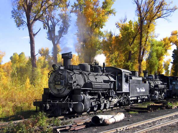 Photograph - Cumbres And Toltec Railroad by Kurt Van Wagner