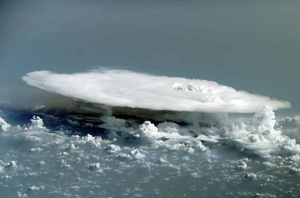 Hammerhead Photograph - Cumulonimbus Cloud by Nasa/science Photo Library