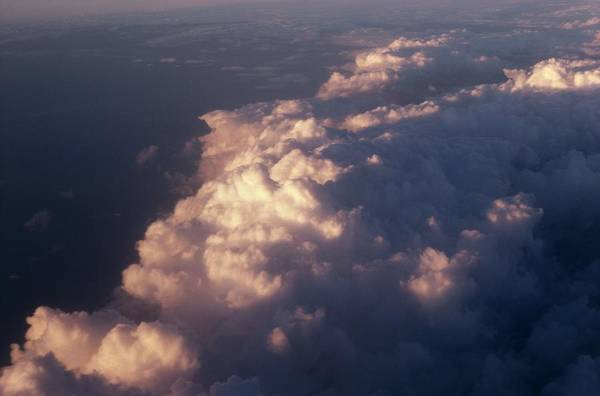 Cumulus Photograph - Cumulus Clouds by Robin Scagell/science Photo Library