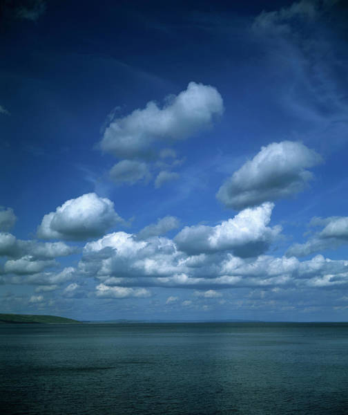 Cumulus Photograph - Cumulus Clouds by Sinclair Stammers/science Photo Library