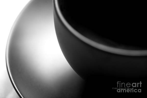 Photograph - Cup And Saucer by Richard J Thompson