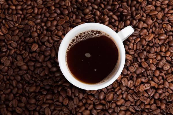 Photograph - Cup Of Coffee by Raimond Klavins