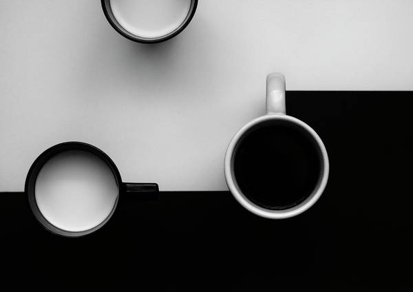 Wall Art - Photograph - Cups by Jozef Kiss