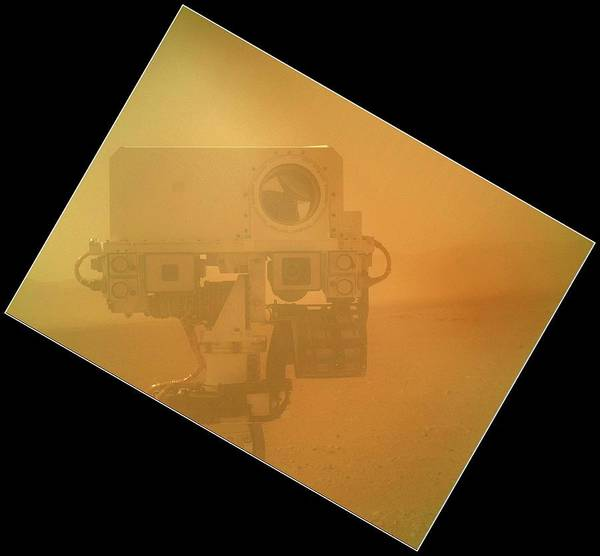 Wall Art - Photograph - Curiosity's Remote Sensing Mast by Nasa/jpl-caltech/msss/science Photo Library
